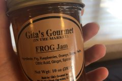 Favorite South Carolina thing so far: FROG jam