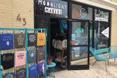 Moonlight Makers screenprinting shop