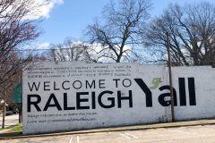 Welcome to Raleigh!