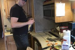 I love a man who can kitbash a jig in the kitchen.
