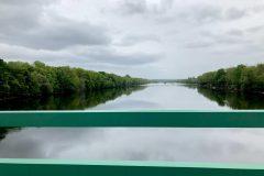 Zochers crossing the Delaware!