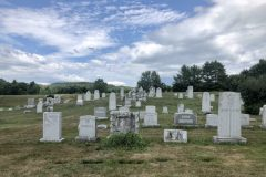 Hope Cemetery in Barre, the granite capital of the world