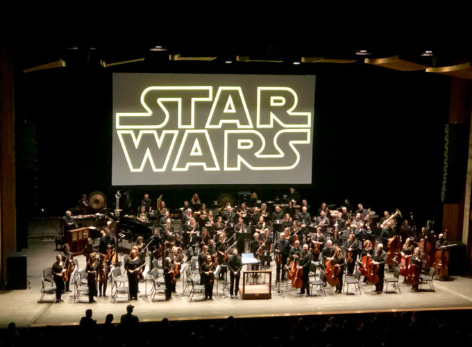 Star Wars in concert at the Boise Philharmonic