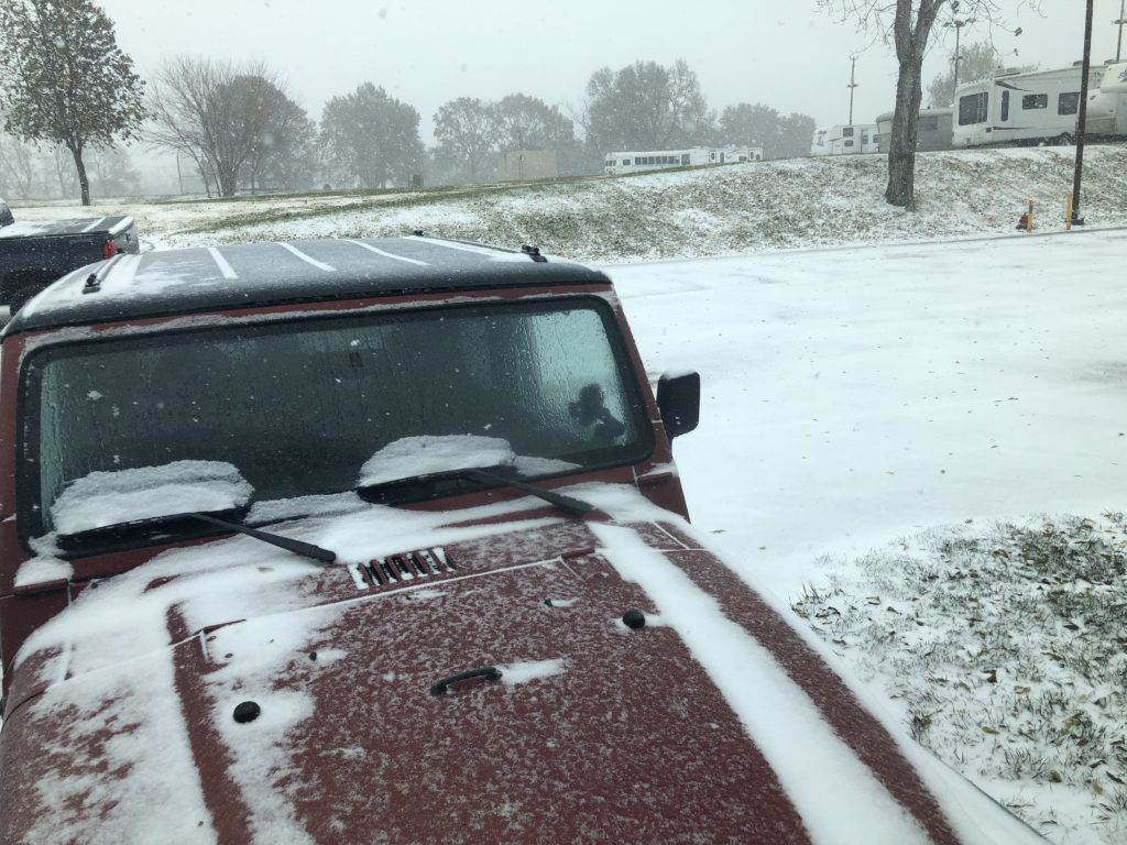 Snowy Alan